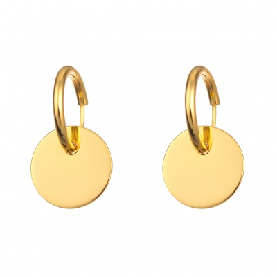 Compar Kyoto Gold Earrings online