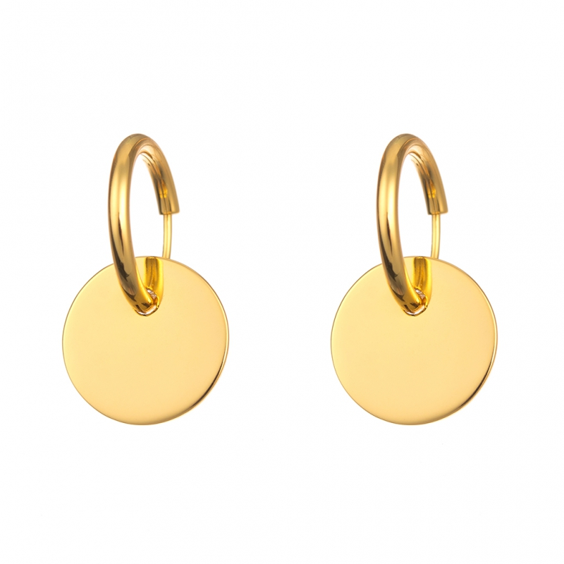 Comprar Kyoto Gold Earrings online