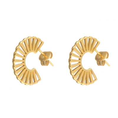 Compar Nazca Gold Earrings online