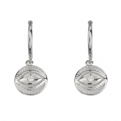 Compar Ness Silver Earrings online