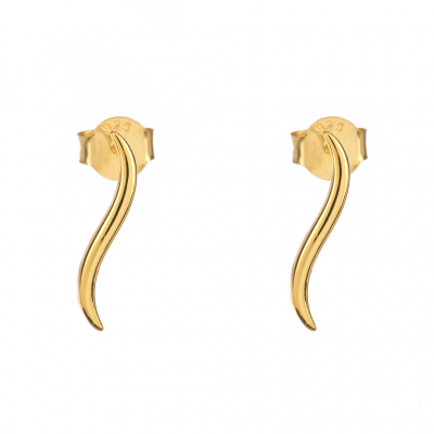 Compar Bondi Gold Earrings online