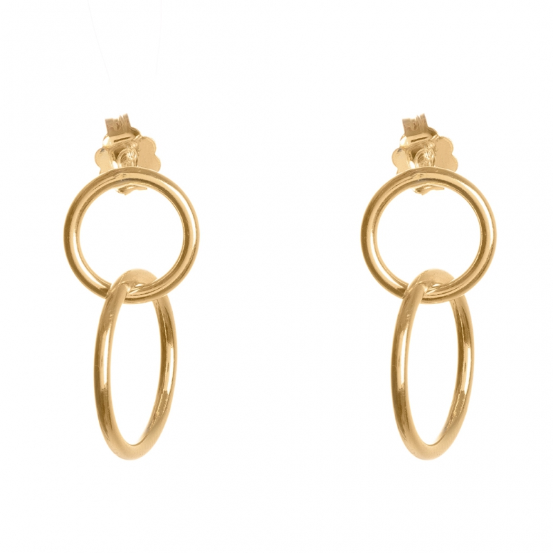 Comprar Palm Gold Earrings online