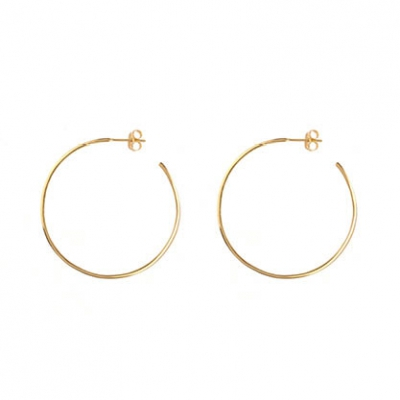 Compar Magnum Gold Earrings online