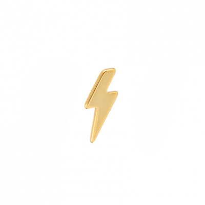Compar Pendientes Flash Gold online