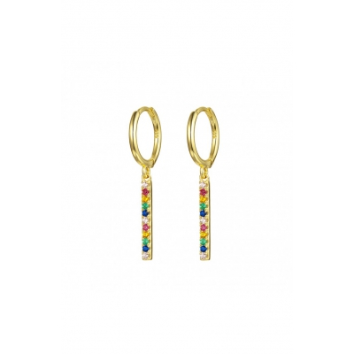 Compar Pocahontas Gold Earrings online