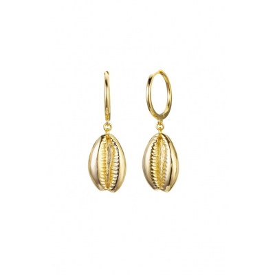 Compar Rapunzel Gold Earrings online