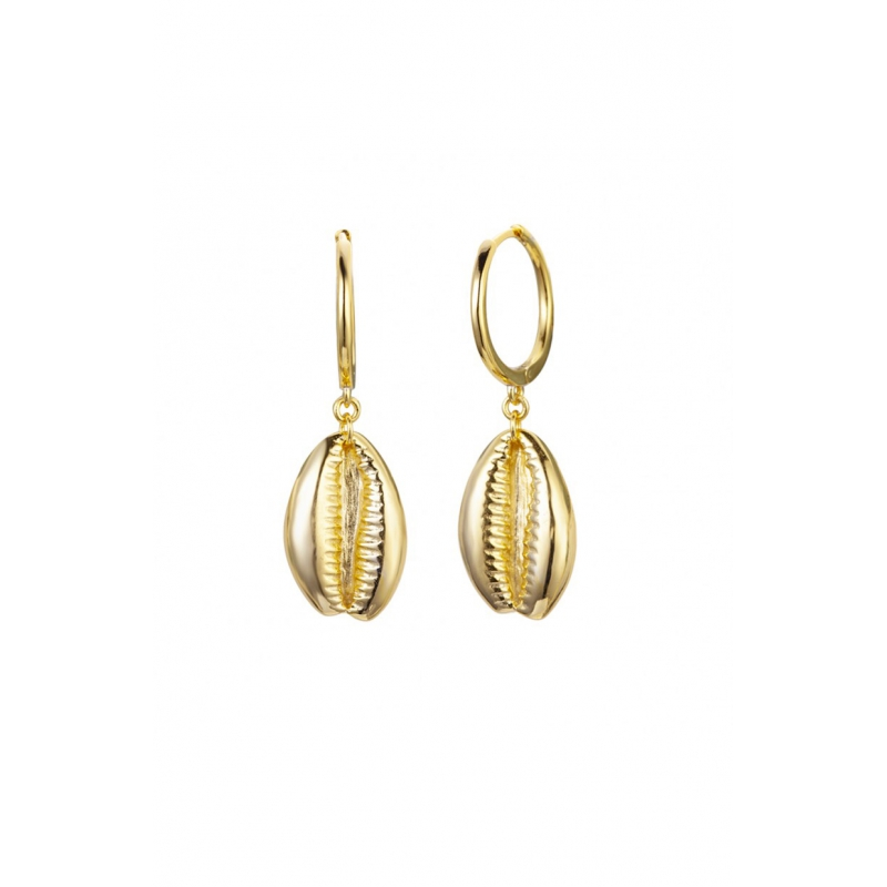 Comprar Rapunzel Gold Earrings online