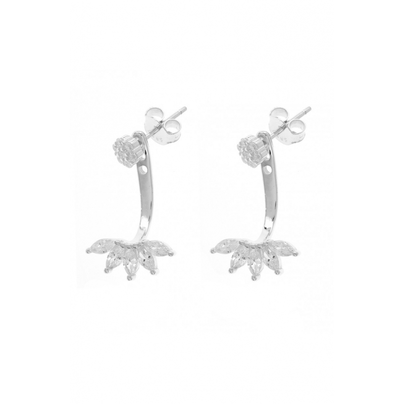 Comprar Moana Silver Earrings online