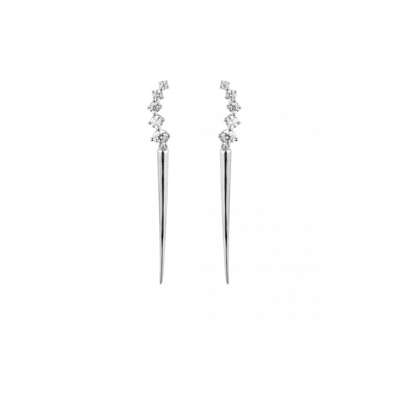 Comprar Jessie Silver Earrings online