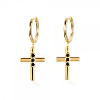 Compar Virginia Gold Earrings online