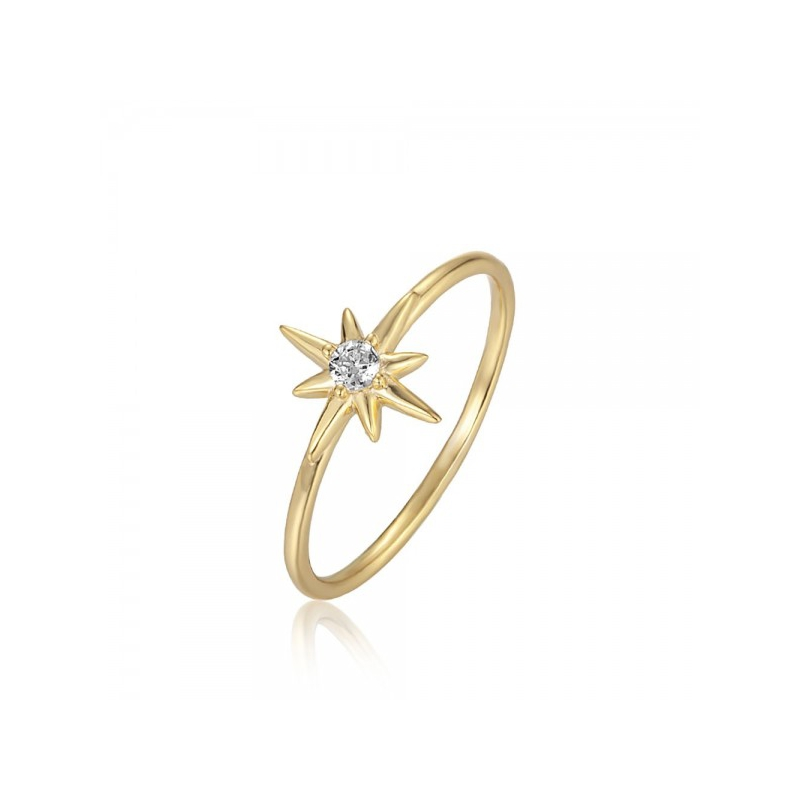 Comprar Lilo Gold Ring online