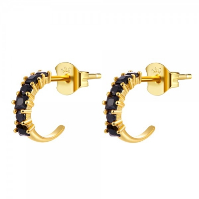 Compar Bessie Gold Earrings online