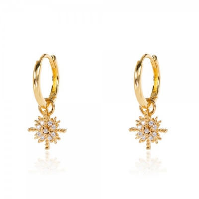 Compar Teresa Gold Earrings online