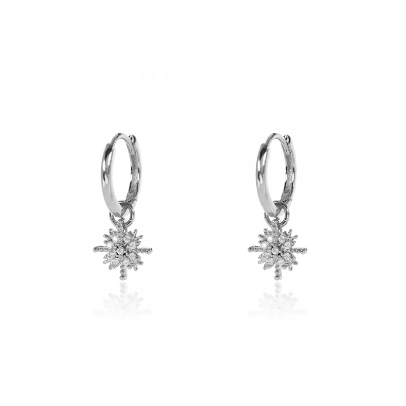 Comprar Teresa Silver Earrings online