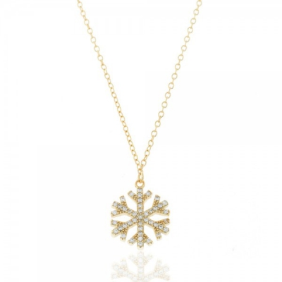 Compar Frida Gold Necklace online