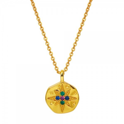 Compar Lily Gold Necklace online