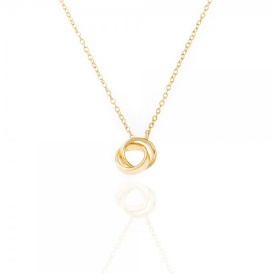 Compar Parks Gold Necklace online