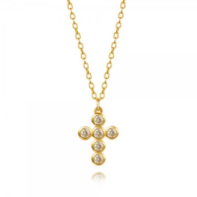 Compar Grace Gold Necklace online