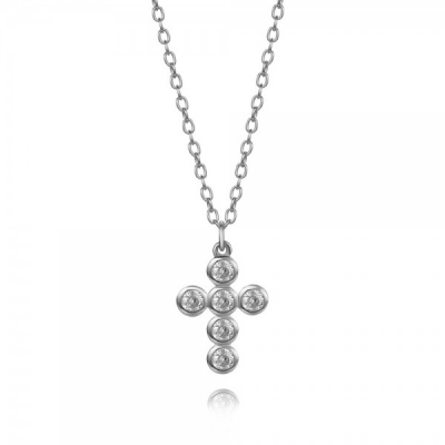 Compar Grace Silver Necklace online