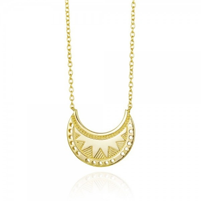 Compar Nefertiti Gold Necklace online
