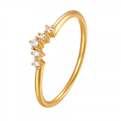 Compar Anillo Edith Gold online