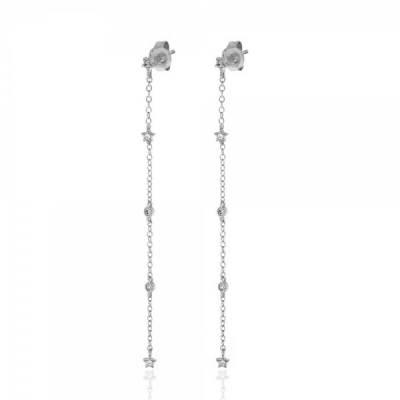 Compar Ada Silver Earrings online