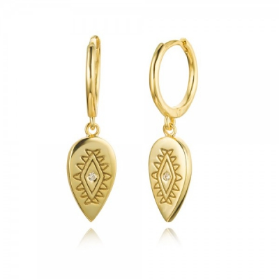 Compar Rosalind Gold Earrings online
