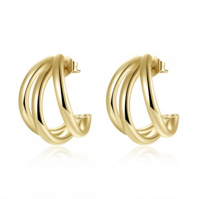 Compar Melanie Gold Earrings online