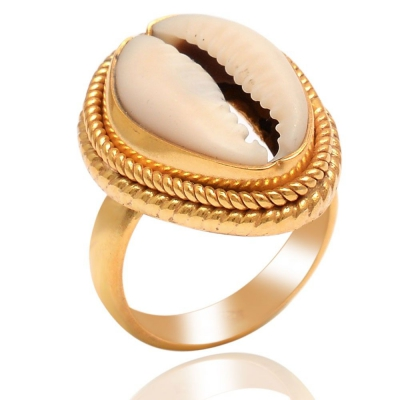 Compar Concha Gold Ring online