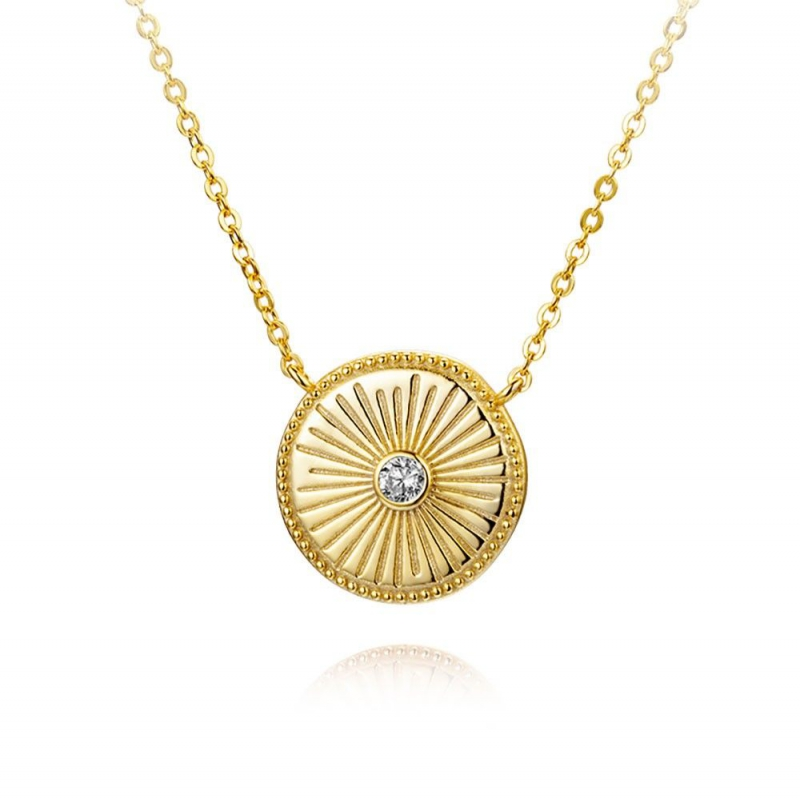 Comprar Lucky Gold Necklace online