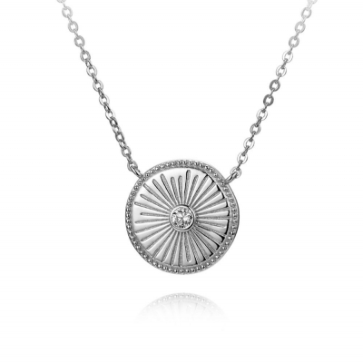 Compar Lucky Silver Necklace online
