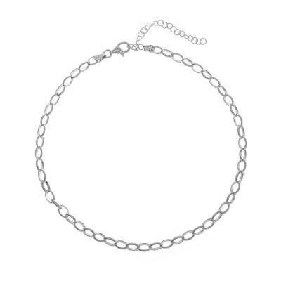 Compar Begur Silver Necklace online