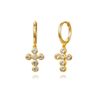 Compar Somo Gold Earrings online