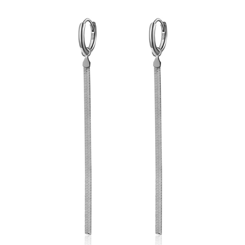Comprar Tarifa Silver Earrings online