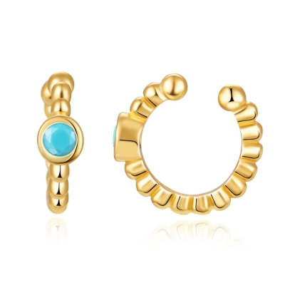 Compar Pipeline Gold Ear cuff online