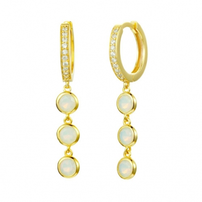 Compar Palmar Gold Earrings online