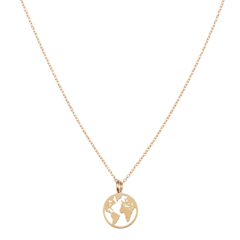 Comprar World Gold Necklace online