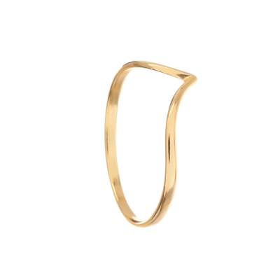 Compar Wave Gold Ring online