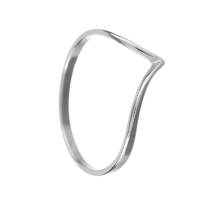 Compar Wave Silver Ring online