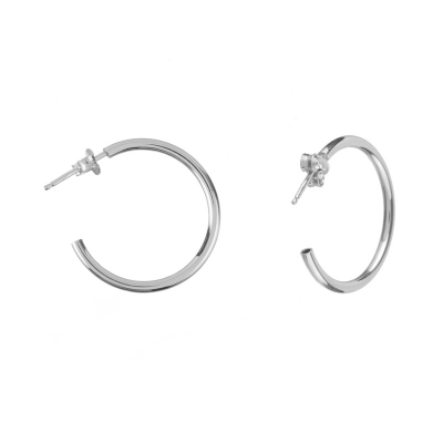 Compar Jasmin Silver Earrings online