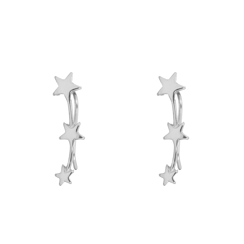 Comprar April Silver Earrings online