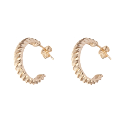 Compar Minerva Gold Earrings online