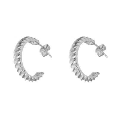Compar Minerva Silver Earrings online