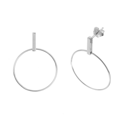 Compar Gala Silver Earrings online