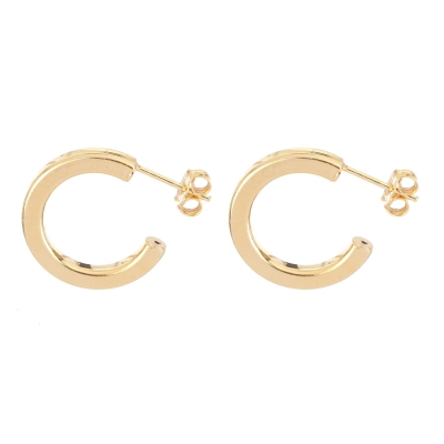 Compar Sol Gold Earrings online