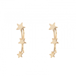 Compar April Gold Earrings online