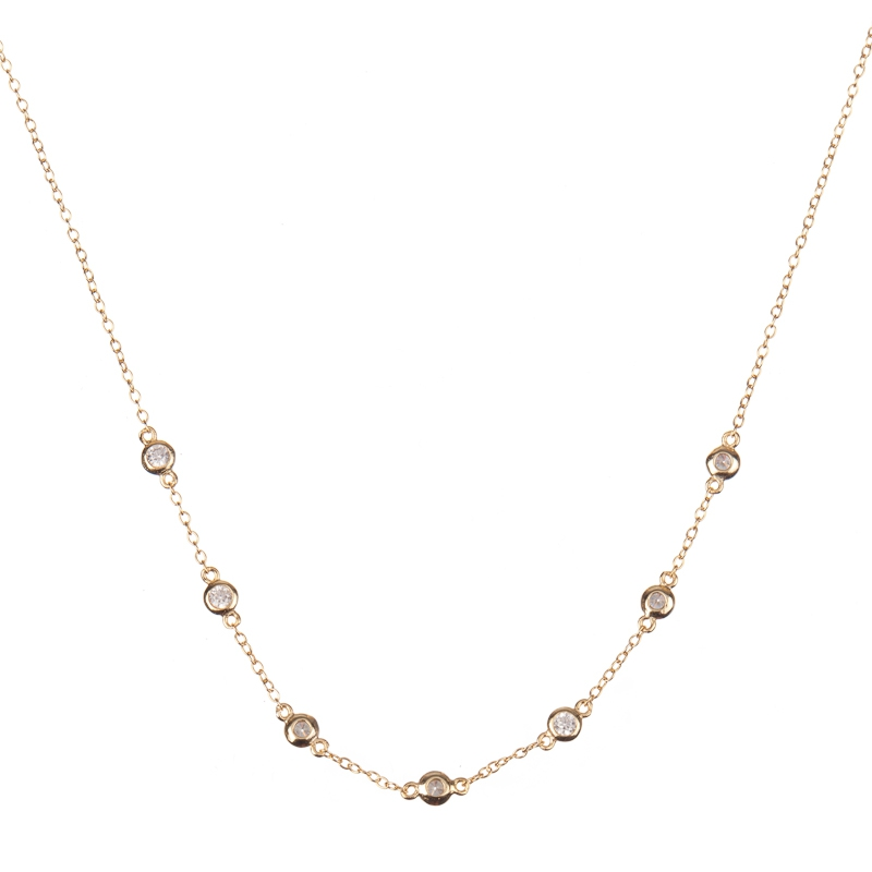 Comprar Lynx Gold Necklace (choker) online
