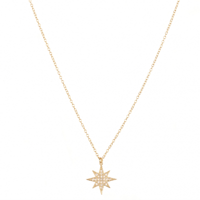 Compar Kim Gold Necklace online