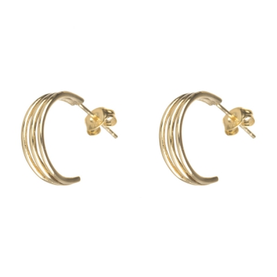 Compar Ginebra Gold Earrings online