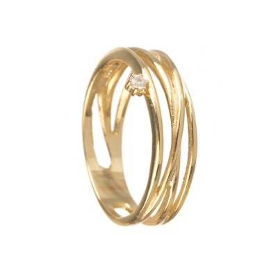 Compar Daisy Gold Ring online